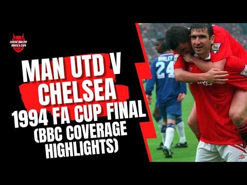 Download Man Utd v Chelsea 1994 FA Cup Final (BBC Coverage)