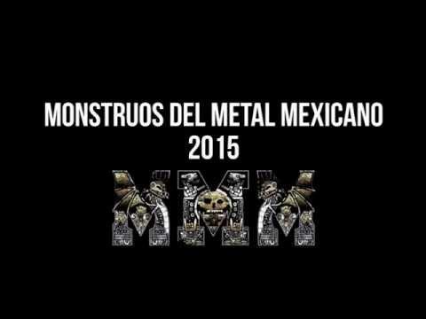 INQUISIDOR  MONSTRUOS DEL METAL MEXICANO 2015
