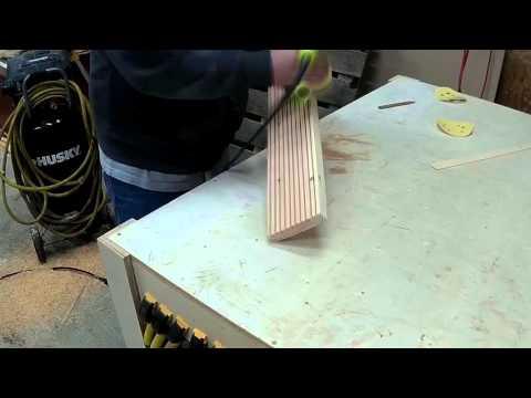 Quilt ruler rack-December 2015