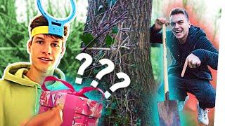 HIER hab ich LUCA's GESCHENK vergraben! 🎁 (Wer findet es!?)