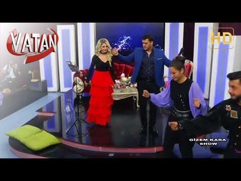 Gizem Kara - Zeynep Birinci - Cihan Akboğa - Vatan Tv -Zülüf - Aman Desinler