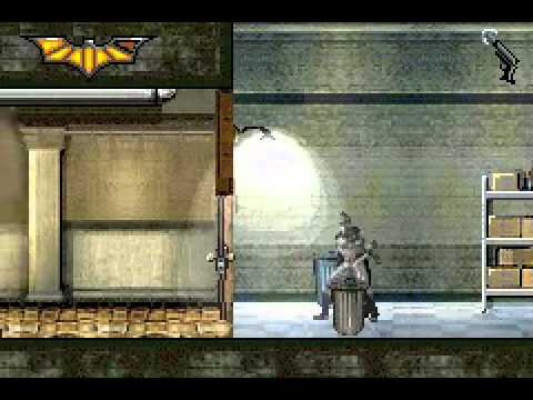 Game Boy Advance Longplay 045 Batman Begins Youtube