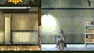 Game Boy Advance Longplay [045] Batman Begins
