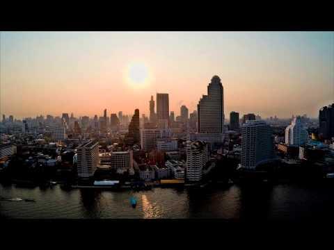 [Timelapse] Peninsula Bangkok : Sunrise(2)
