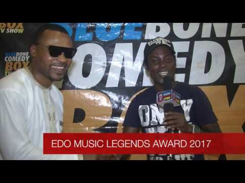 EDO MUSIC LEGENDS AWARD