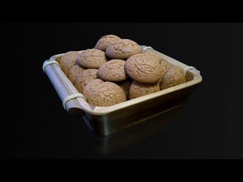 Овсяное печенье ГОСТ