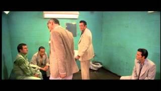 Donnie Brasco Więzienie Scena