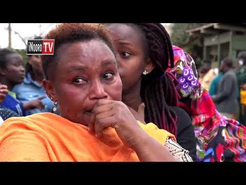 Kiriro na Kieha kia aciari a airitu a thukuru wa Moi Girls kurumirira mutino wa mwaki