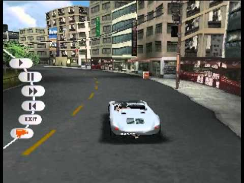 Porsche Unleashed for the PS1 had awesome physics  needforspeed