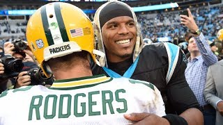 Cam Newton has the advantage over Aaron Rodgers in Packers-Panthers | ESPN thumbnail