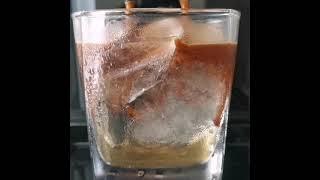 Ice Coffee Americano with Gagg…