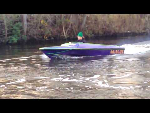 13b turbo wankel Rotary mazda jet boat Vega 405