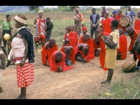 Sangoma graduation (Day 2), Swaziland