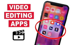 Top 5 FREE Video Editing Apps for iPhone & iPad! (2020)