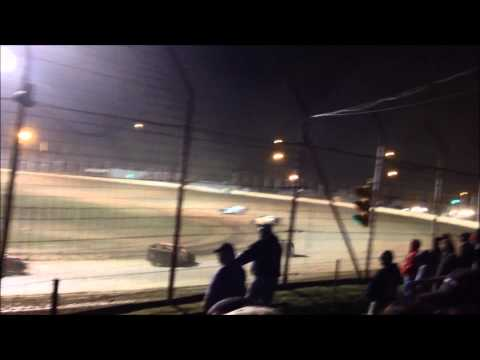 Portsmouth Raceway Park Modified Feature 9 14 2013