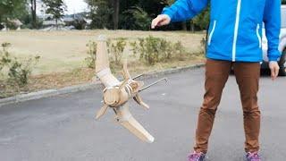 ジョジョ/JOJO/エアロスミスを作る/ダンボール工作/Aerosmith Cardboard DIY