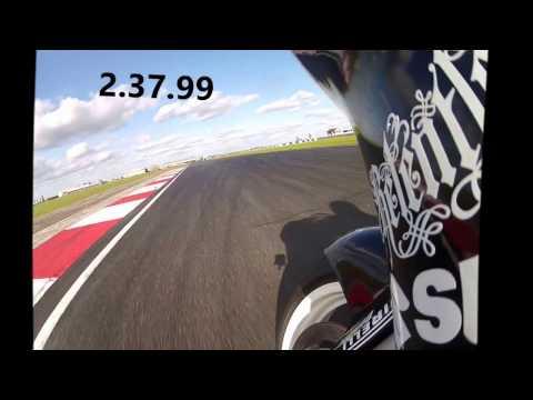 Bedford Autodrome 15-04-17 Trackday