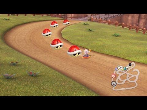 Mario Kart 8 Deluxe - Front-running in a Nutshell