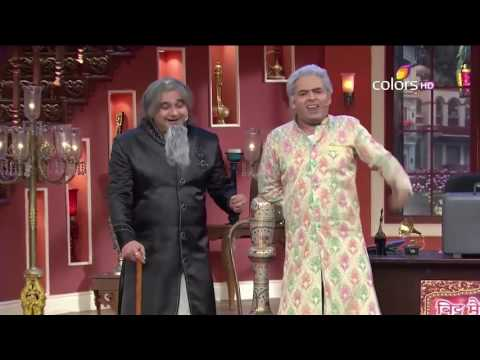 Comedy Nights With Kapil - Siddharth & Shraddha - Ek Villain - Full episode - 29th June 2014 (HD)