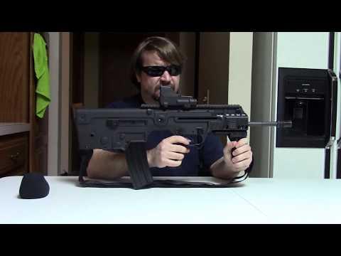 My IDF Style IWI X95 Tavor Bullpup: Just Some Fun At The Range