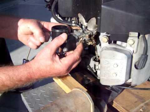Kawasaki Engine Surging Problem