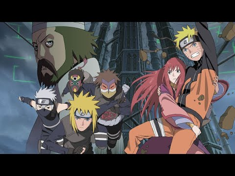 Naruto Shippuden: The Lost Tower Power Levels