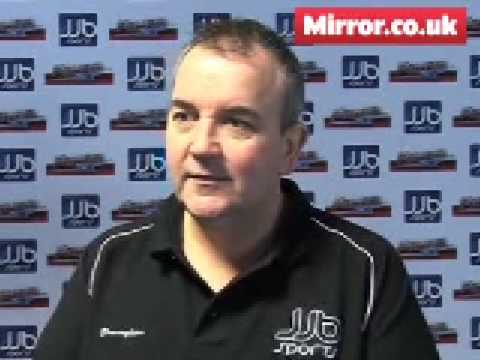 Mirror.co.uk meets Phil Taylor