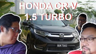 2018 Honda CR-V 1.5T Premium Review