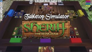What's in the bag? | Tabletop Simulator - Sheriff of Nottingham
