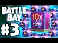 EPIC CONTAINER LEGENDARY OPENING    Battle Bay   Battle Bay Gameplay Part 3 IOS/Android