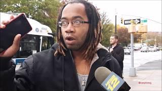 Van Slams Into MTA Bus Injuring 4
