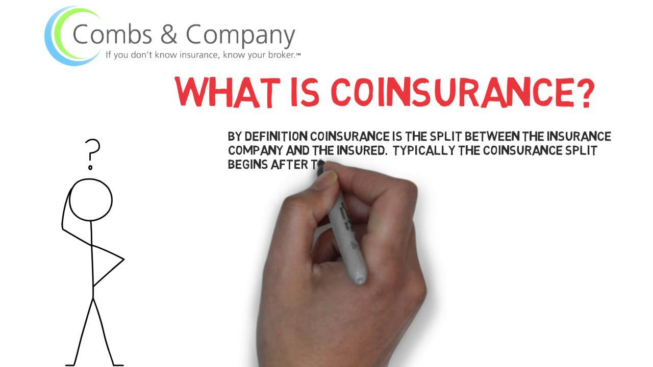 What is coinsurance? - YouTube