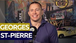 GSP Talks UFC Comeback Being Bullied Luke Rockhold