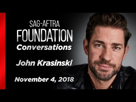 Conversations with John Krasinski Mp3