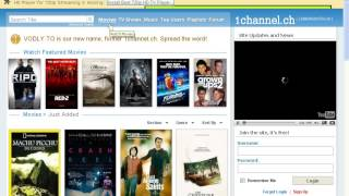 How to Watch Any TV Show Or Movie For Free - No Download No Torrent No Survey -