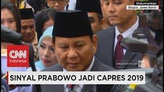 Prabowo Subianto Siap Maju Mencalonkan Jadi Presiden di Pilpres 2019
