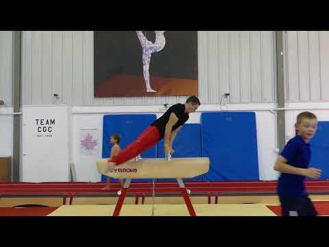 2016-17 Athlete Of The Year (MAG) Jackson Payne, Calgary Gymnastics Centre
