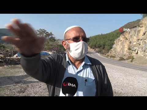 Altınkaya Barajı'nda Korkutan