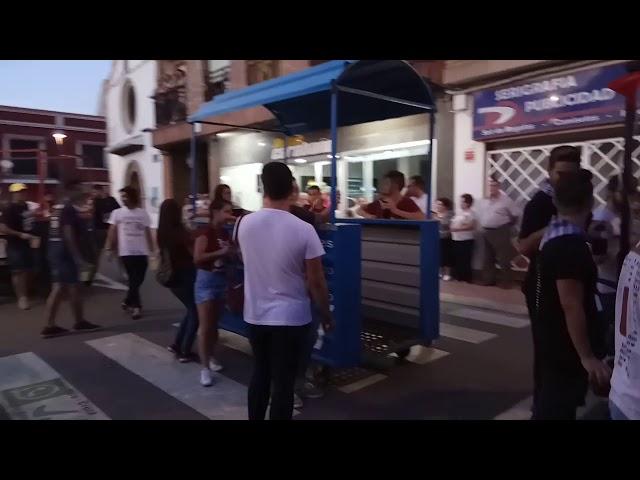Peña ITV - Incansables Tomando Vino - Fiestas del Vino Valdepeñas 2017