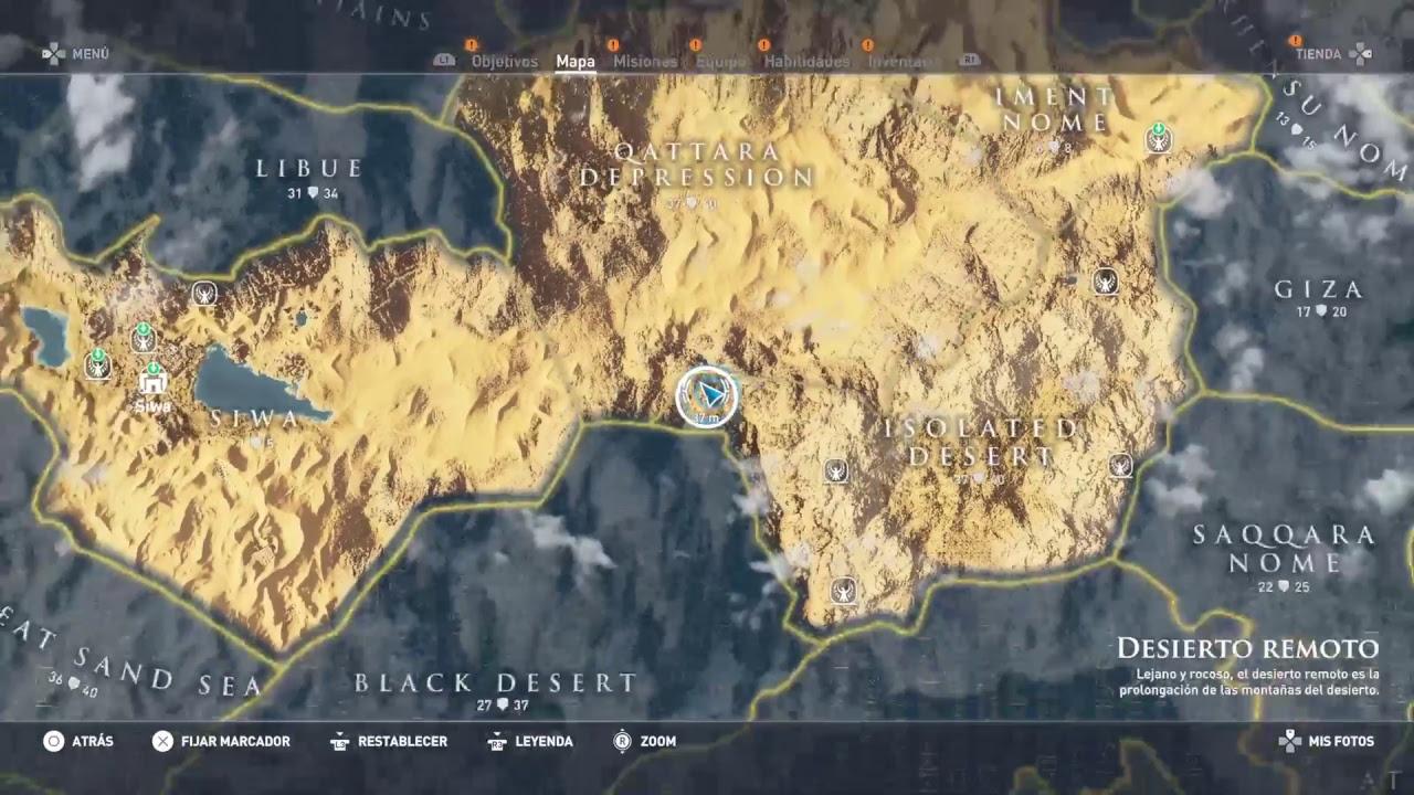 Assassins Creed Origins Circulo De Piedra Capricornio Espanol