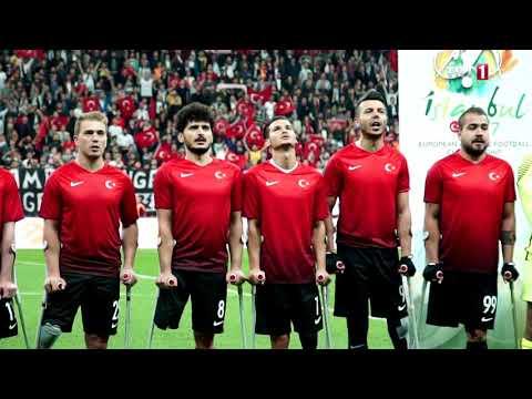 Vurdu Gol Oldu - Ampute Futbol Milli Takımı özel Klip