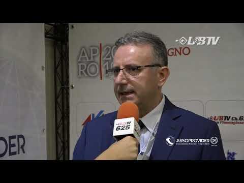 APRO19 - Nicola Pasquini CEO &  Founder Macrotel Italia - socio e partner