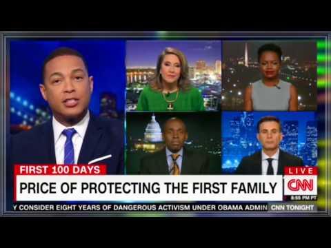 CNN Arguing over Fake News (meme edition)