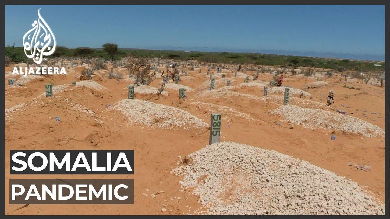 Somalia facing second COVID-19 wave - YouTube