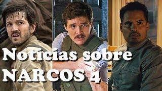 NARCOS Temporada 4 noticias