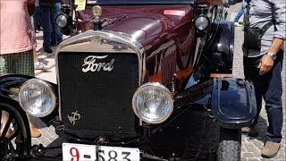 Vintage cars | ford model t 1925 the first ford!