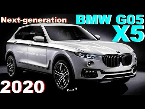 NEW BMW X5 Next Gen 2020 - YouTube