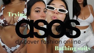 ASOS bathing suits... do we love how they fit? ☆ Gigi Graziano