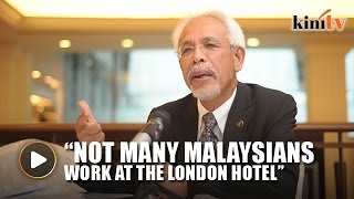 Felda to sell off London hotel