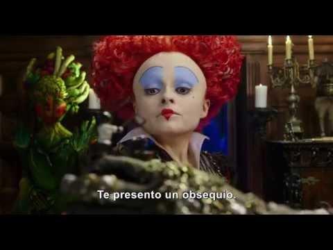 "ESPECTACULAR PRIMER TRÁILER DE ""ALICIA A TRAVÉS DEL ESPEJO"""